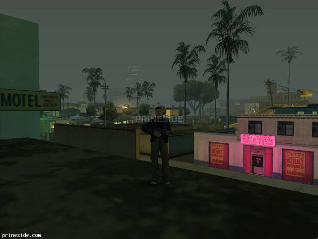 GTA San Andreas weather ID 77 at 1 hours