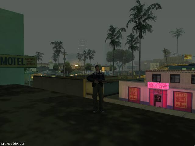 GTA San Andreas weather ID 77 at 2 hours