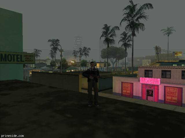 GTA San Andreas weather ID 77 at 3 hours
