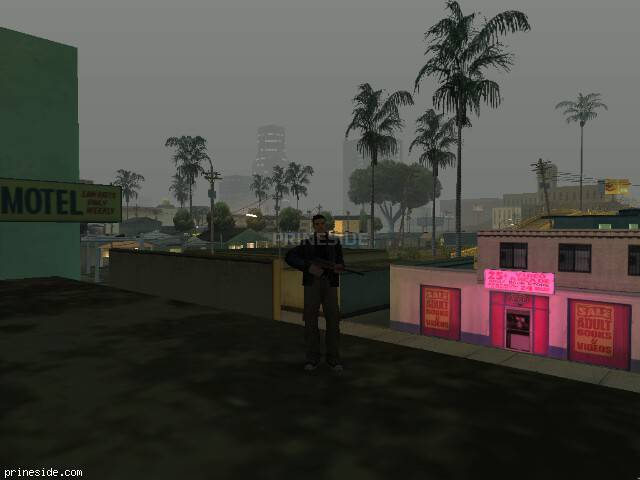 GTA San Andreas weather ID 333 at 5 hours