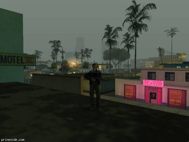 GTA San Andreas weather ID 77 at 6 hours