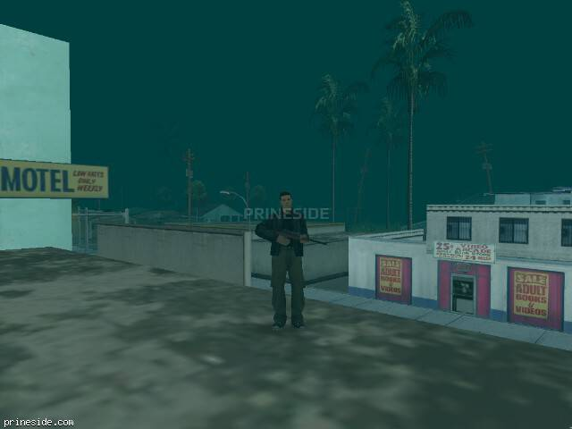 GTA San Andreas weather ID 78 at 12 hours