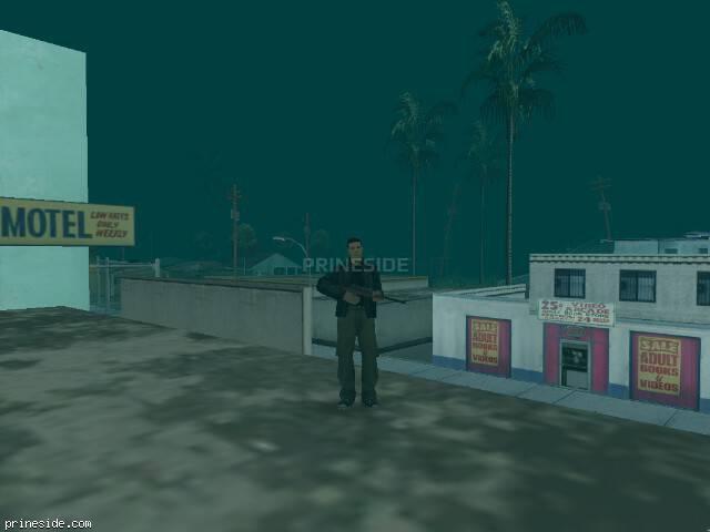 Просмотр погоды GTA San Andreas с ID 78 в 12 часов