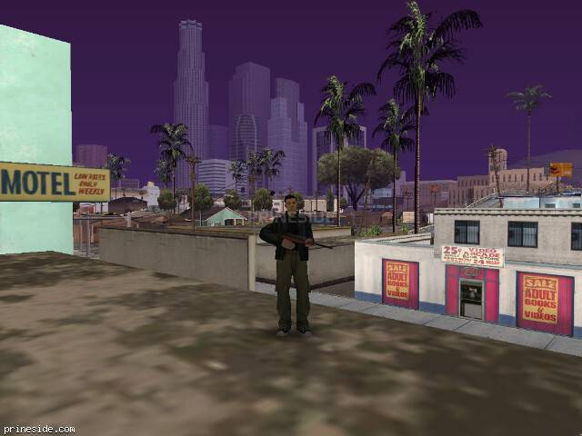 GTA San Andreas weather ID 79 at 12 hours