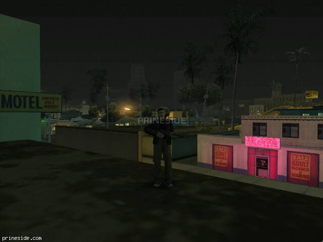 GTA San Andreas weather ID 8 at 1 hours