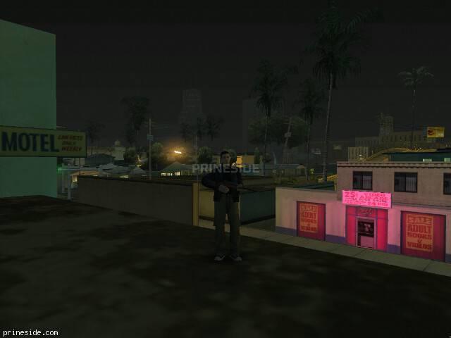Просмотр погоды GTA San Andreas с ID 520 в 1 часов