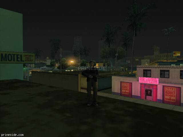 GTA San Andreas weather ID 8 at 3 hours