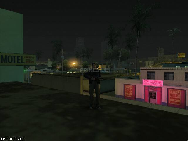 GTA San Andreas weather ID 8 at 5 hours