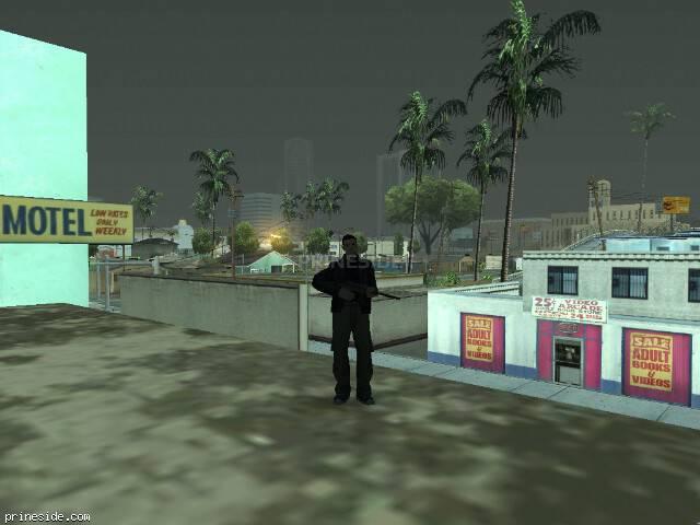 Просмотр погоды GTA San Andreas с ID 776 в 7 часов