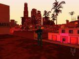 Просмотр погоды GTA San Andreas с ID 80 в 23 часов