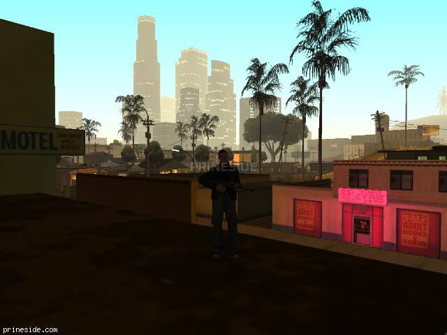 GTA San Andreas weather ID 80 at 2 hours