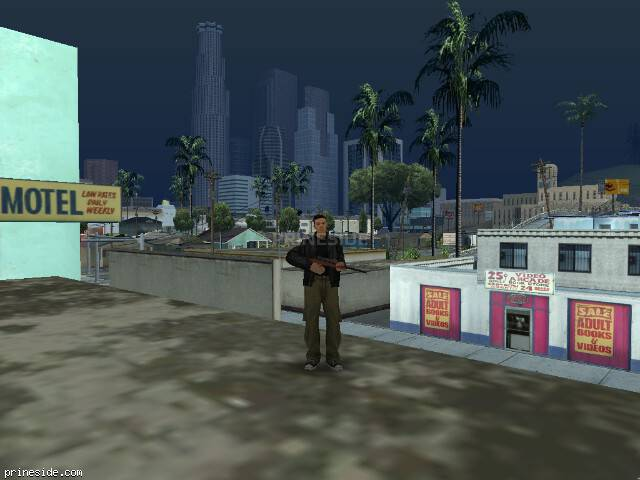 GTA San Andreas weather ID 81 at 12 hours