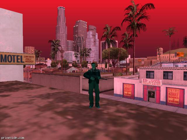 GTA San Andreas weather ID 81 at 20 hours