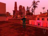 Просмотр погоды GTA San Andreas с ID 81 в 23 часов