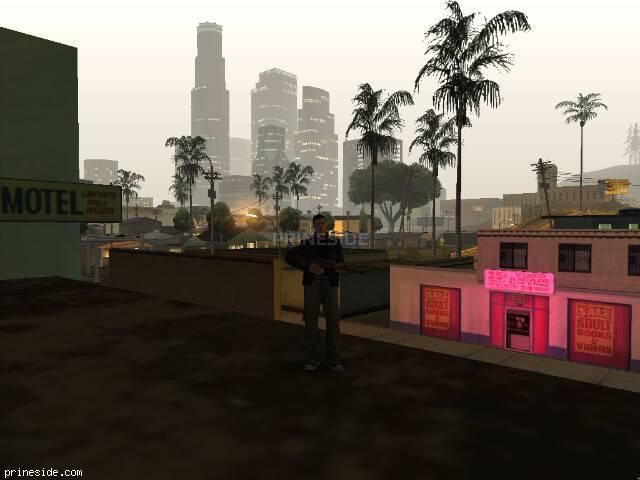 Просмотр погоды GTA San Andreas с ID 81 в 4 часов