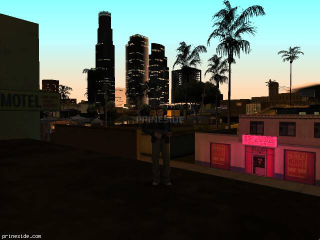 GTA San Andreas weather ID 1363 at 0 hours