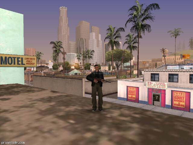 GTA San Andreas weather ID 851 at 10 hours