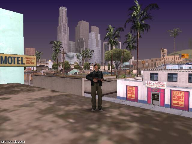 GTA San Andreas weather ID 1107 at 12 hours