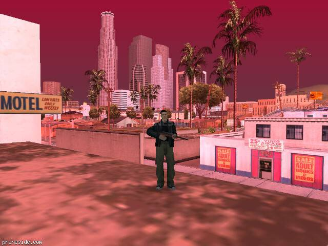 GTA San Andreas weather ID 1363 at 15 hours