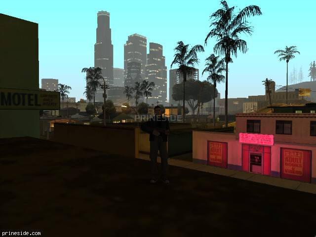 GTA San Andreas weather ID 339 at 2 hours