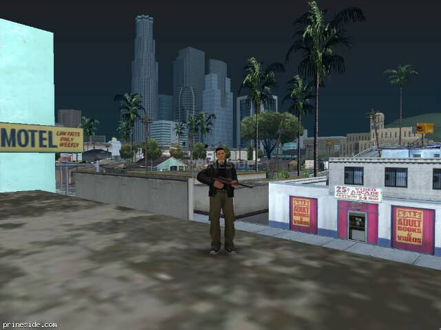 GTA San Andreas weather ID 84 at 10 hours