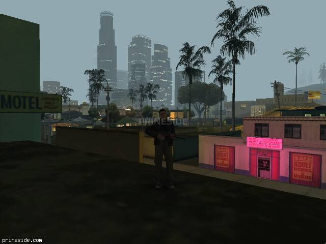 GTA San Andreas weather ID 84 at 2 hours