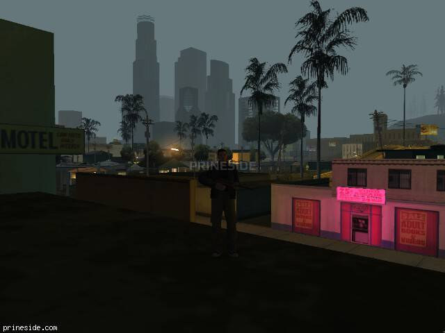 GTA San Andreas weather ID 84 at 6 hours
