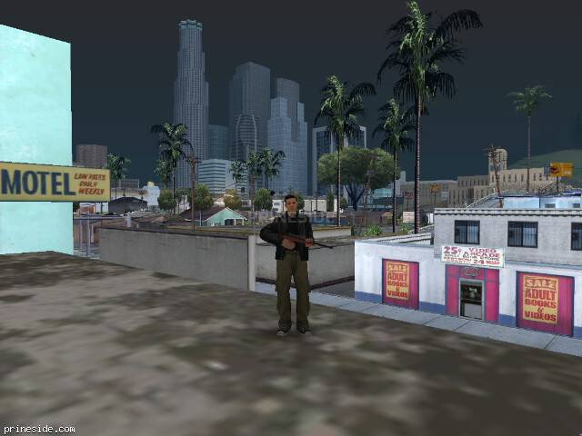 GTA San Andreas weather ID 84 at 9 hours