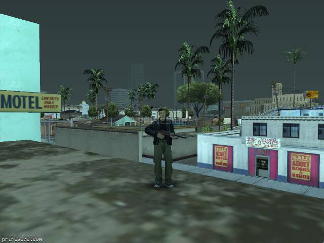 GTA San Andreas weather ID 85 at 12 hours