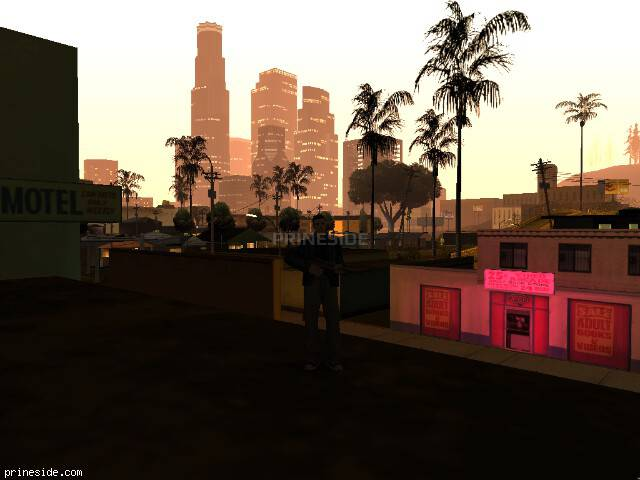 GTA San Andreas weather ID 598 at 3 hours