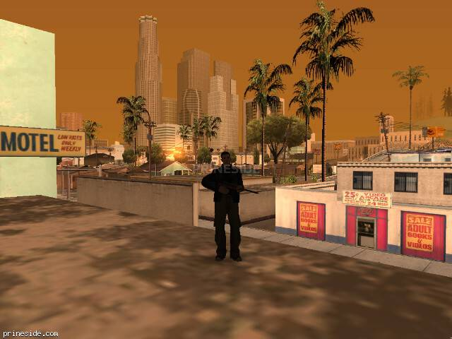 GTA San Andreas weather ID -682 at 7 hours