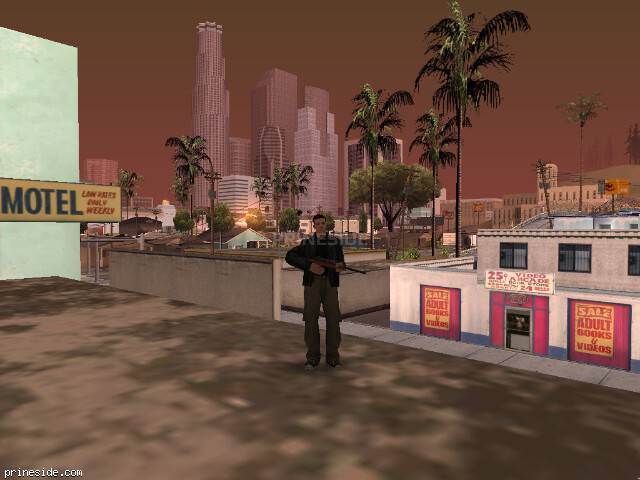 GTA San Andreas weather ID -682 at 9 hours