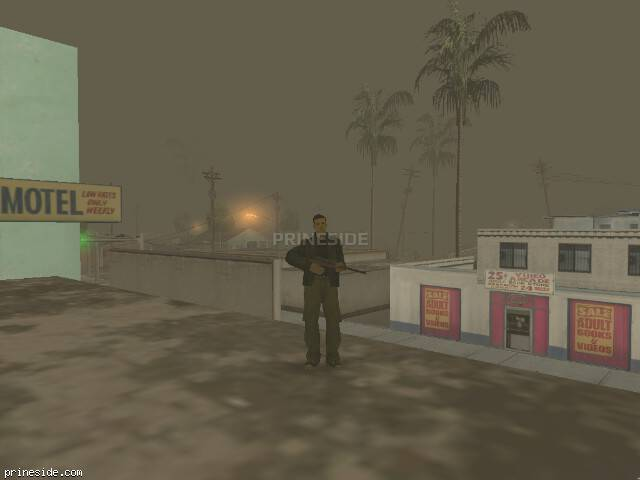 GTA San Andreas weather ID 88 at 10 hours