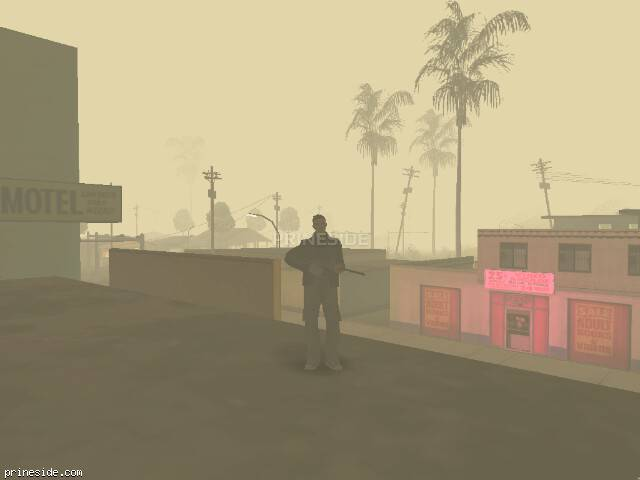 GTA San Andreas weather ID -680 at 2 hours