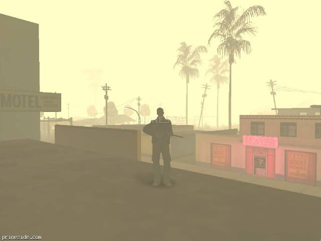 GTA San Andreas weather ID 600 at 5 hours