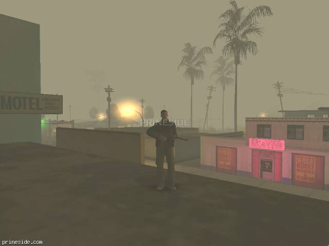 GTA San Andreas weather ID 600 at 6 hours