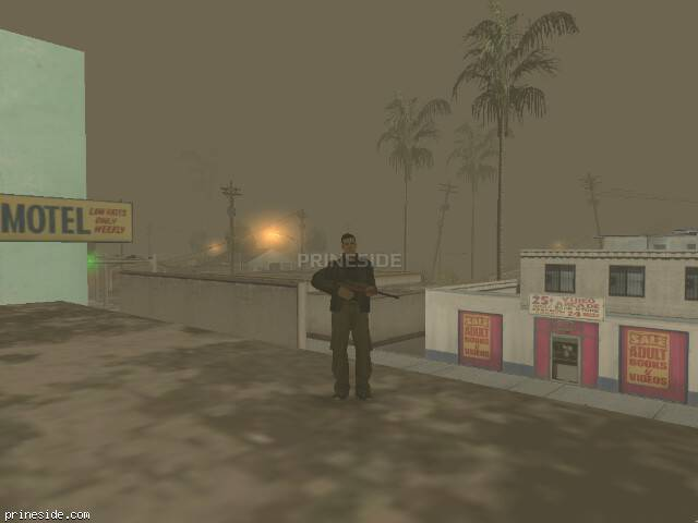 GTA San Andreas weather ID 600 at 9 hours