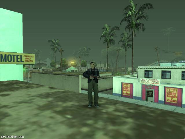 GTA San Andreas weather ID 89 at 10 hours