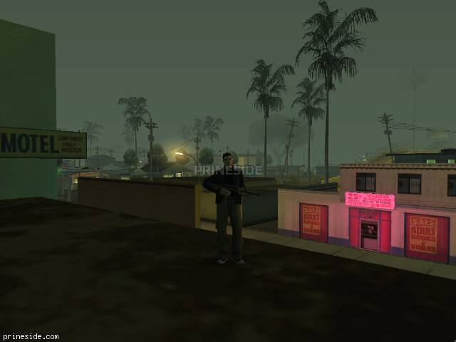 GTA San Andreas weather ID 89 at 1 hours