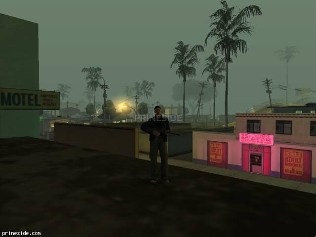 Просмотр погоды GTA San Andreas с ID 89 в 4 часов
