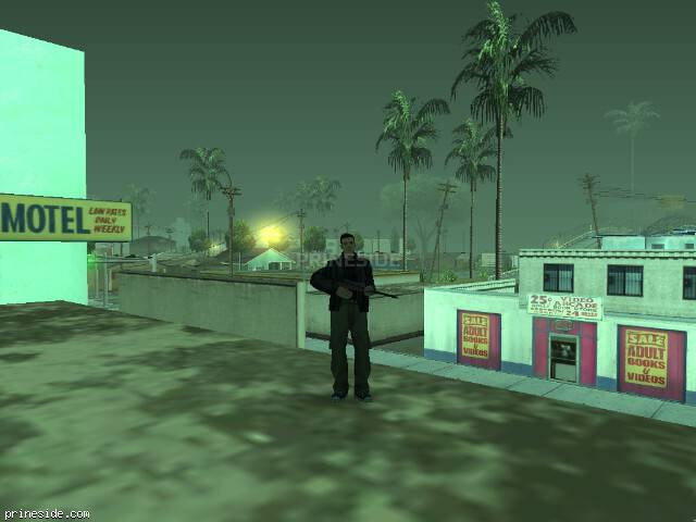 GTA San Andreas weather ID 89 at 7 hours