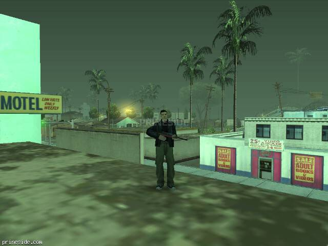 GTA San Andreas weather ID 89 at 9 hours