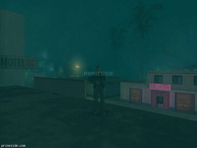 GTA San Andreas weather ID 9 at 0 hours