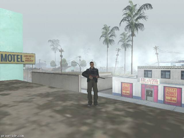 GTA San Andreas weather ID -759 at 15 hours
