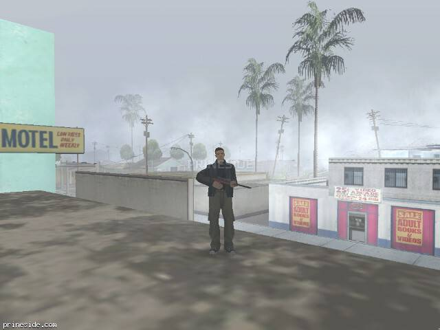 GTA San Andreas weather ID -1271 at 16 hours