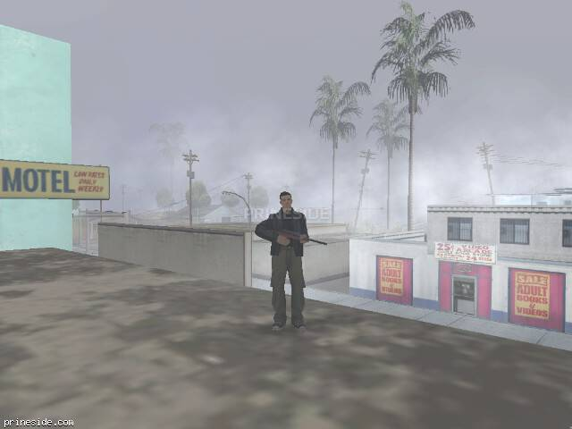 GTA San Andreas weather ID -247 at 18 hours