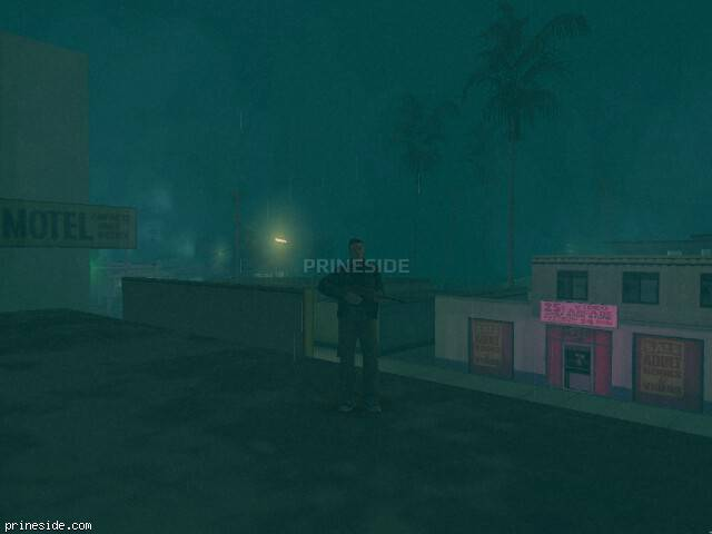 GTA San Andreas weather ID 9 at 1 hours