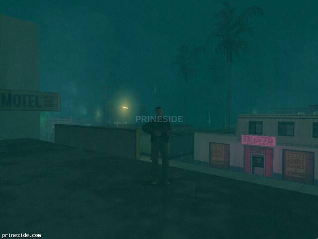 GTA San Andreas weather ID 9 at 2 hours