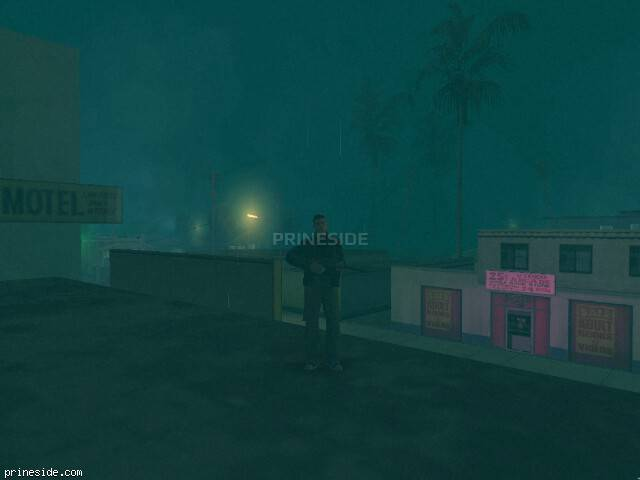 GTA San Andreas weather ID 9 at 3 hours