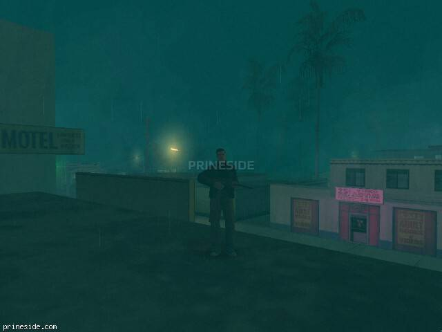 GTA San Andreas weather ID -503 at 5 hours